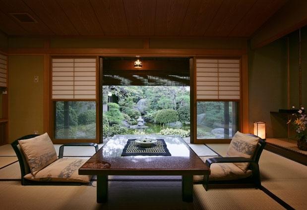 山形県にある天童温泉「松伯亭あづま荘」の魅力②本館西蒲と別館の部屋