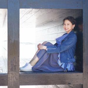 """河北麻友子さんが選んだのは""""箱""""!? フォトジェニックスポットを探しに愛知県・佐久島へ"""