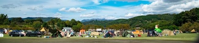 【神奈川】森・音楽・食に癒されるイベント「CAMPLUGGED」の今年の見どころは?