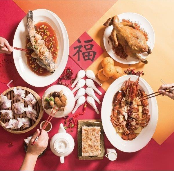 台北の中心地にあるレオフー・ホテルでも、特別コースを用意。