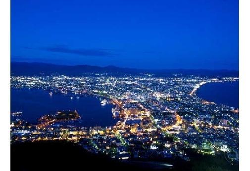 函館山(北海道函館市)