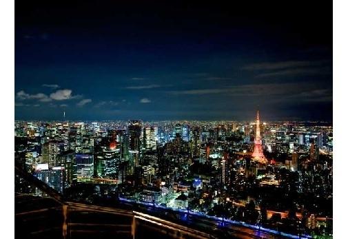 六本木ヒルズ(東京都港区)