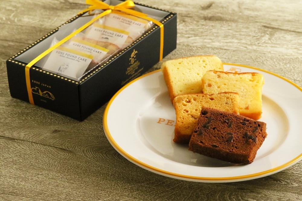 新しい神戸のお土産に。スヌーピーのパッケージがキュートなパウンドケーキ登場その2