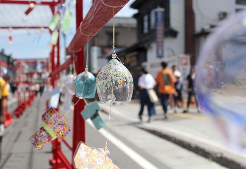 第10回小樽堺町ゆかた風鈴まつり
