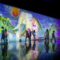 【長野】「チームラボ 学ぶ!未来の遊園地 presented by 小谷村」が栂池高原スキー場で開催!
