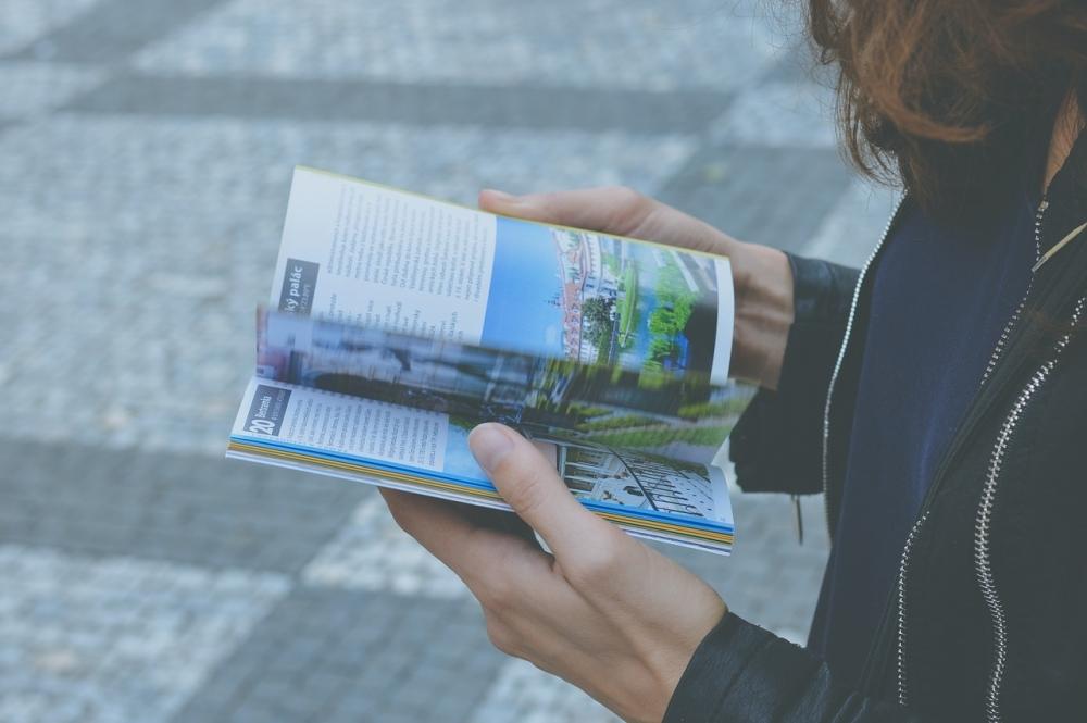 実は旅行先で使わない・いらないアイテム②ガイドブック