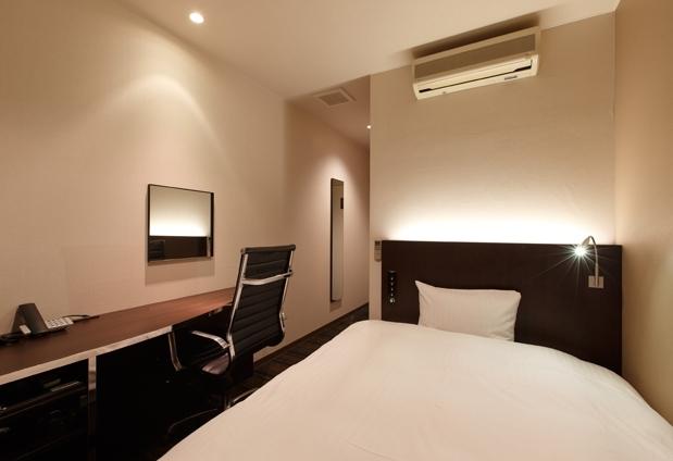 徳島県「ビジネスホテルマツカ」の魅力③居心地の良さを追求した客室