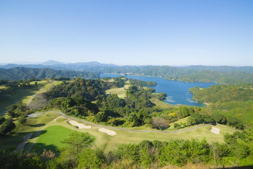 絶景のコースで、最高のゴルフを
