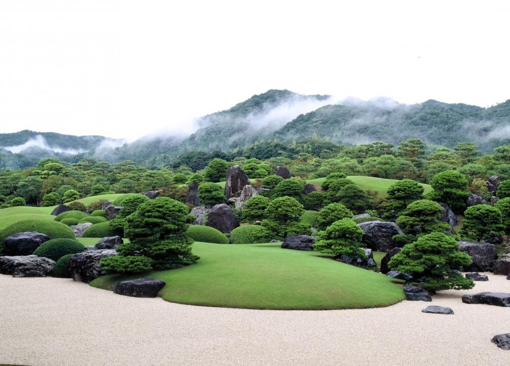 14年連続日本一に輝いた、5万坪もの日本庭園