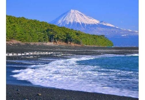 静岡の自然を感じるスポット①三保の松原