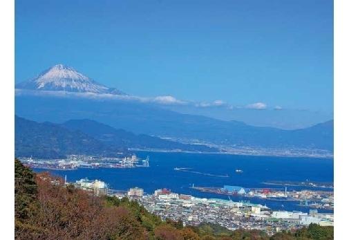 静岡の自然を感じるスポット②日本平