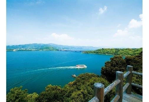 静岡の自然を感じるスポット③浜名湖