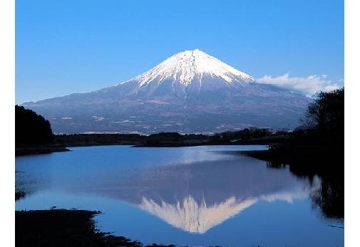 静岡の自然を感じるスポット④田貫湖