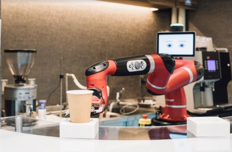 ロボットがコーヒーを淹れてくれる「変なカフェ」が2月1日渋谷にオープン!その2
