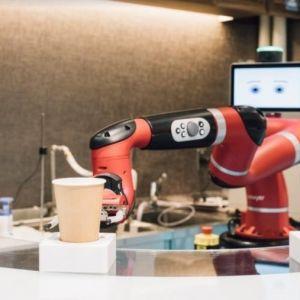 ロボットがコーヒーを淹れてくれる「変なカフェ」が2月1日渋谷にオープン!