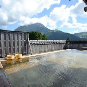 露天風呂付き客室がある九州の温泉宿4選その0