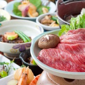 山形牛を部屋食で。かみのやま温泉「展望露天の湯 有馬館」で贅沢旅