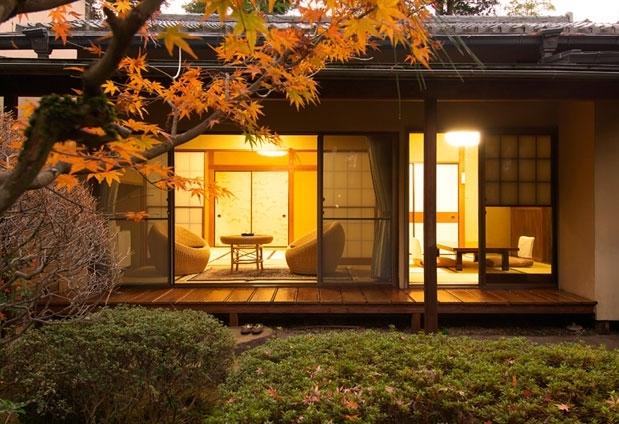 箱根で厳選!20部屋以下のプライベート感のある宿① 玉庭