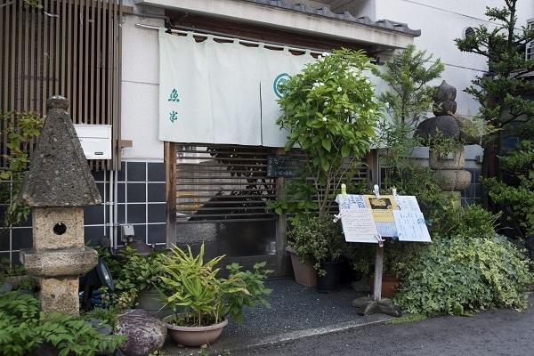 金沢の観光拠点、香林坊で落ち着いた夕食を