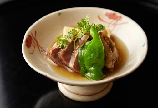 代々受け継がれる京料理を提供するお店