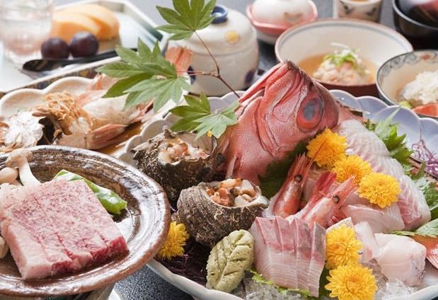 日本海の海の幸を味わい尽くす